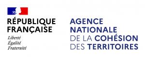 Logo de l'Agence Nationale de la Cohésion des territoires
