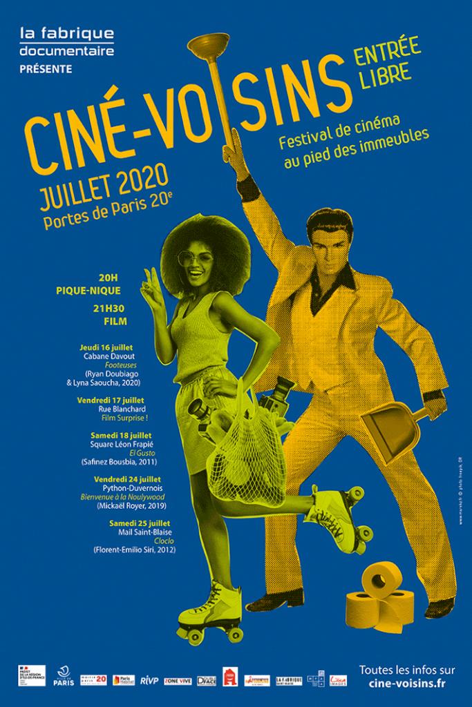 Ciné-Voisins 2020 affiche