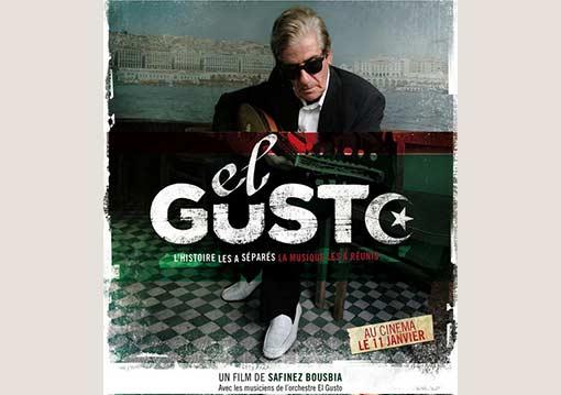 Affiche du film El Gusto
