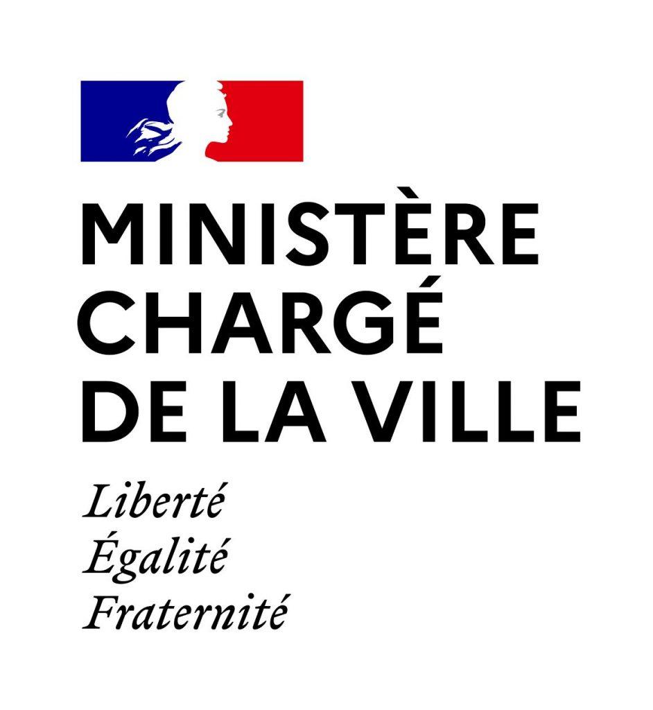 Logo Minitère chargé de la ville