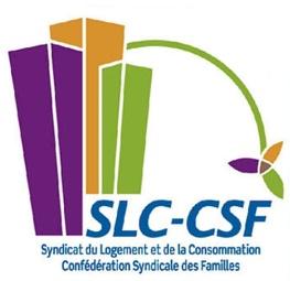 logo de l'association SLC-CSF rue Dulaure