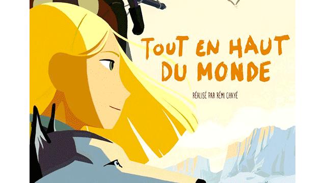 Tout en haut du monde projection du film Ciné-Gouter des Fougères