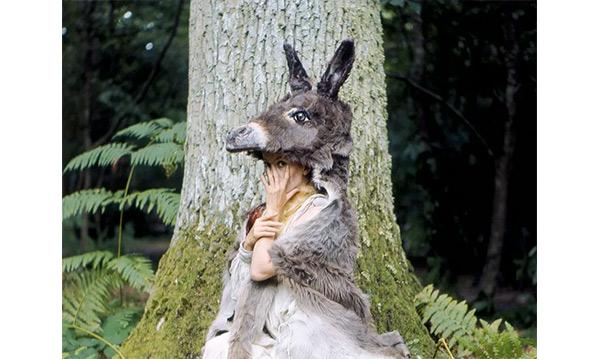 Catherine Deneuve dans le rôle de Peau d'âne